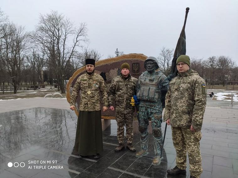 В Никополе поддержали флешмоб, посвященный крымскому сопротивлению российской оккупации (видео)
