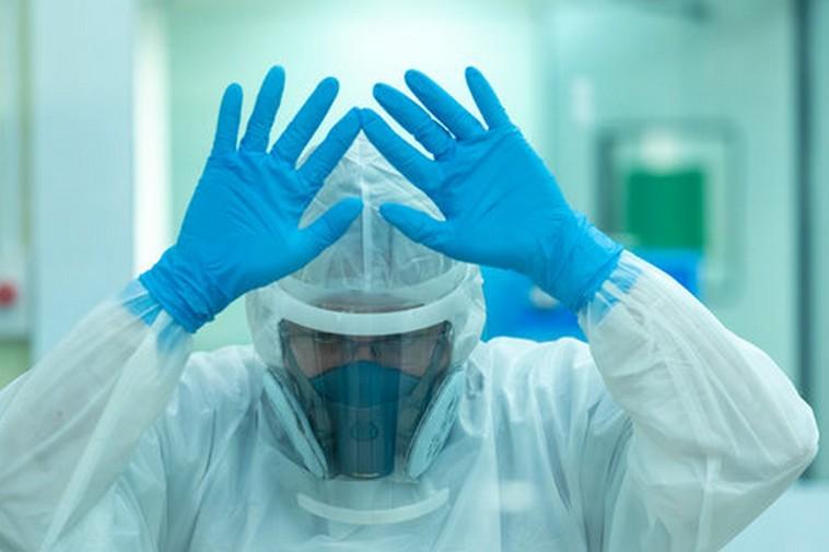 Количество новых случаев коронавируса в Никополе и районе на 24 февраля