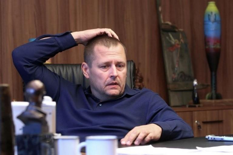 Мэр Днепра Филатов хочет покинуть Фейсбук из-за постоянных банов